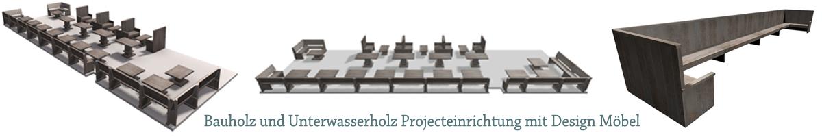 Bauholz Projecteinrichtung