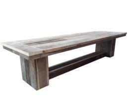 Unterwasserholz Tisch 'Koln'