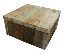 Unterwasserholz Tisch 'Bremen'